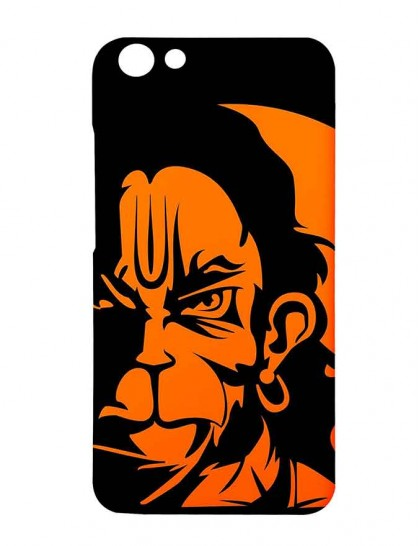 meet f976a 28dc1 Lord Hanuman - Vivo Y69 Printed Hard Back Cover.