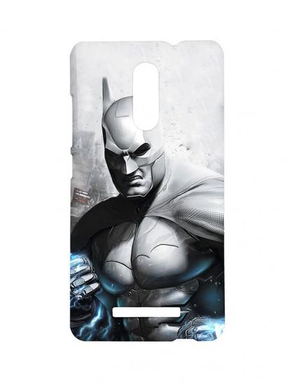 'The Superhero - Batman' - Xiaomi Redmi Note 3 Printed Hard Back Cover.