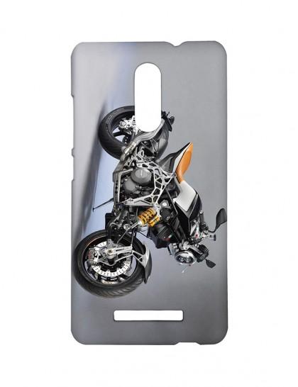 Race Bike Prototype -Xiaomi Redmi Note 3 Printed Hard Back Cover.