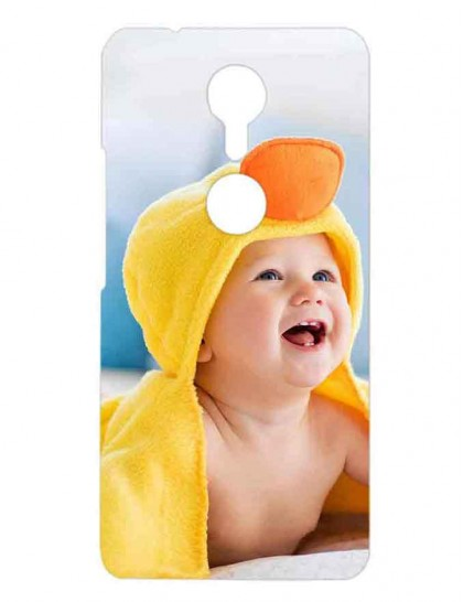 Cute Baby - Gionee A1 Printed Hard Back Cover.