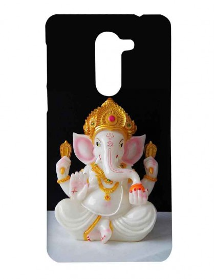 Lord Ganesha - Honor 6x Printed Hard Back Cover.