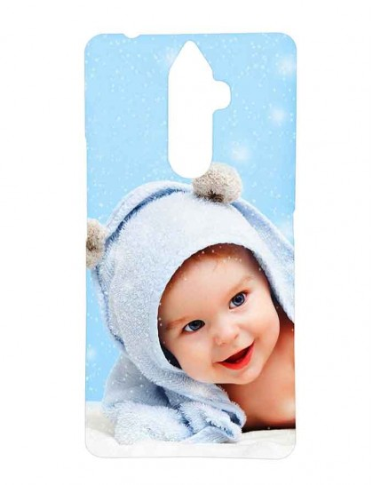 Cute Baby - Lenovo K8 Note Printed Hard Back Cover.