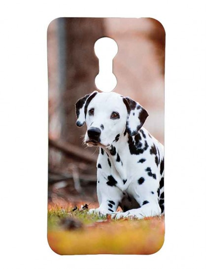 Dalmatian Dog - Redmi Note 5 Printed Hard Back Cover.