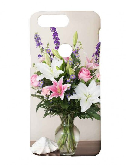 Bouquet Of Flowers - One Plus 5T Printed Back Cover.