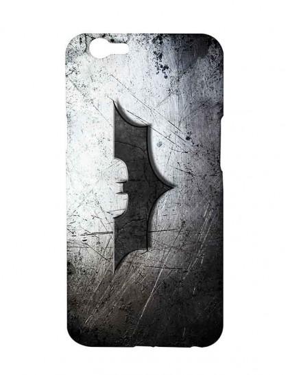 super popular 88c18 f6b16 The Batman Logo - Oppo F1s Printed Hard Back Cover.