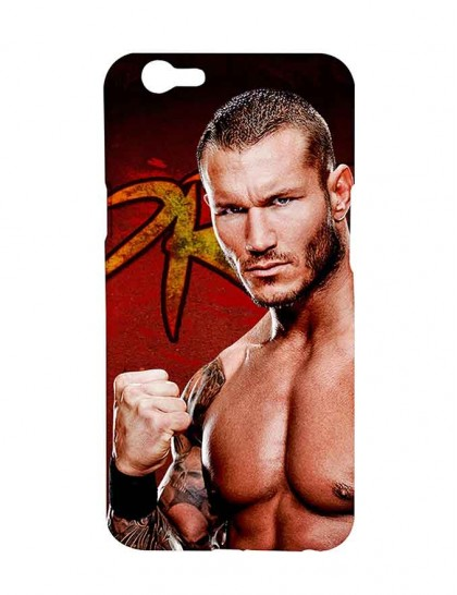 WWE Randy Orton - Oppo F1s Printed Hard Back Cover.