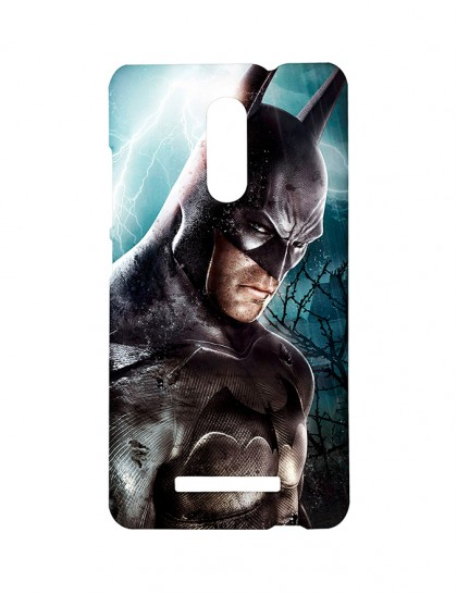 'The Dark Knight : Batman' - Xiaomi Redmi Note 3 Printed Hard Back Cover.