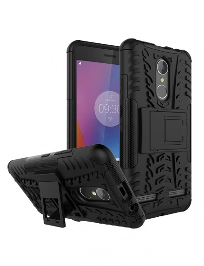 Lenovo K6 Power - Armour Backcover