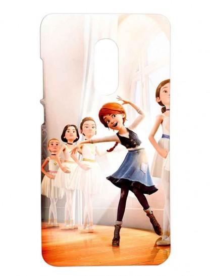 Girls Dancing - Redmi Note 4 Printed Hard Back Cover.