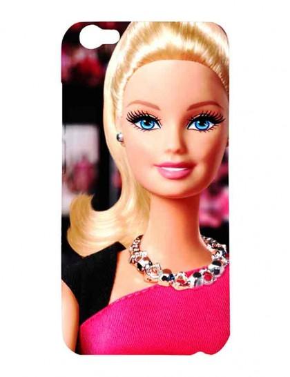 Barbie Doll - Vivo V5 Printed Hard Back Cover.