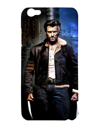 X-Men Origins: Wolverine - Vivo V5 Printed Hard Back Cover.